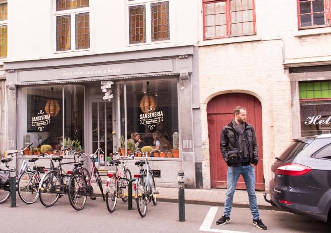 Sanseveria Bagelsalon Brugge