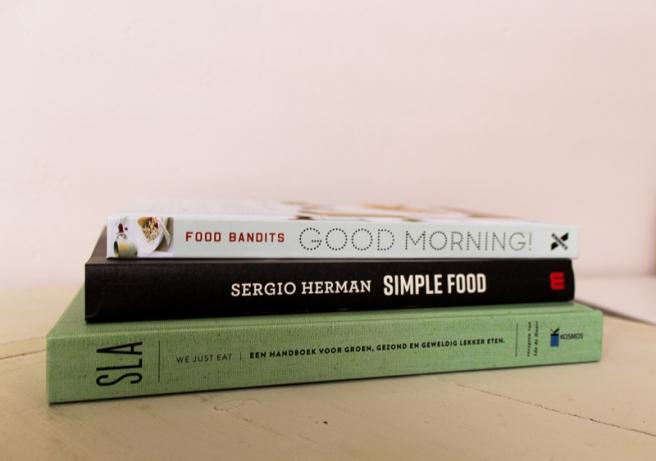 review 4 kookboeken van Nederlandse bodem