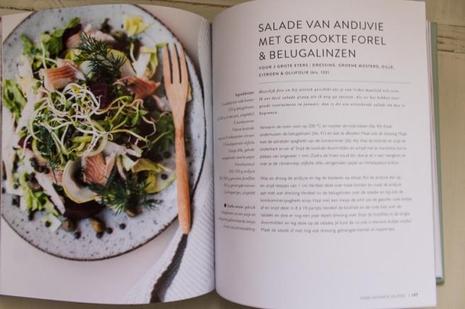 SLA kookboek van Ida de Haart